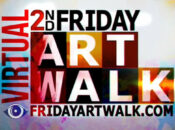 2nd Friday Virtual Art Talks