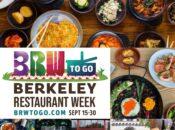 """""""Berkeley Restaurant Week"""" Final Day ($15 Prix Fixe Meals)"""