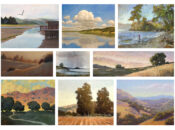 Open Space Visions: BayWood Artists Paint Marin