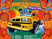 Live Major Lazer Drive-In Concert in Burlingame