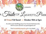 Lafayette Park Virtual Fall Social