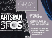 Online ArtSpan Presents SF (Open) Studios: Gray Event