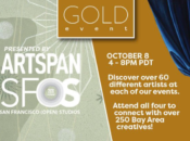 Online ArtSpan Presents SF (Open) Studios: Gold Event