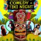 """HellaSecret"" Comedy Show & Tiki Bar Night | San Francisco"