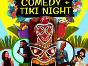 "5p Show: ""HellaSecret"" Comedy Show & Tiki Bar Night (San Francisco)"