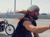 Jason Momoa Rides Harley to Bay Area for Tacos