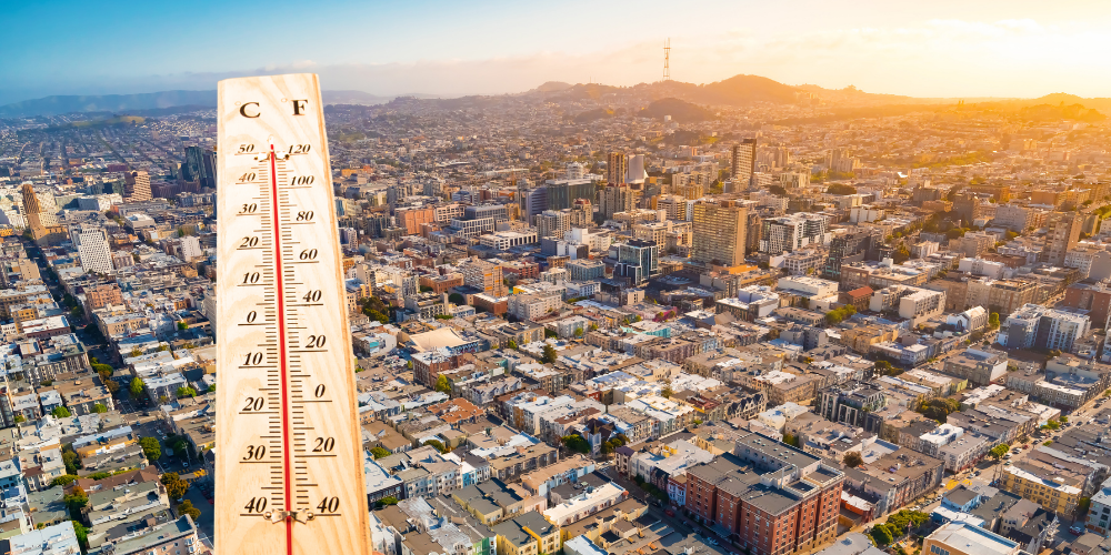 SF Breaks 128 Year Old Heat Record