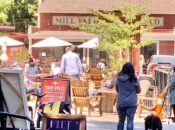 Makers Market Mill Valley Lumber Yard | Open-Air Marketplace