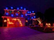 Tracy Home Hosts Epic Halloween Light Show Set to Metallica