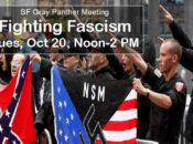 "SF Gray Panther Meeting ""Fighting Fascism"""