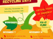3rd Annual Rethink Recycling Days - Free Online Recycling Workshops