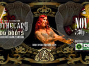 Apothecary Raree: SF's Electroswing & Neovintage Cabaret & Dance Party