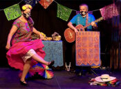 Dia de los muertos w/ Cascada de Flores - Una Ofrenda Musical