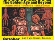 "Pop-Up Art Exhibition ""Jack Katz: The Golden Age & Beyond """