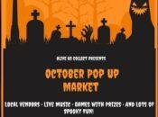 Halloween Pop Up Market
