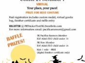 Pacifica Runners' Trick or Trot 5k Virtual Race