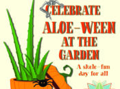 Celebrate ALOE-ween at the Ruth Bancroft Garden