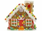 In-Person Gingerbread House Decorating Classes (Nov 28 - Dec 23)