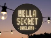 "6:30p Show - ""HellaSecret"" Comedy Show & Cocktail Night (Oakland)"
