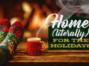 """Livesteam Theater """"Home (Literally) For The Holidays"""" (Nov 26 - Dec 6)"""