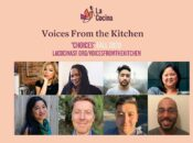 "La Cocina's ""Voices from the Kitchen"" on YouTube"