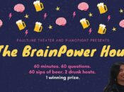 The BrainPower Hour: Think, Drink & Repeat