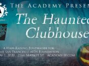 """""""The Haunted Clubhouse"""" Fundraiser for SF AIDS Foundation (Oct 29-Nov 1)"""