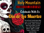Dia De Los Muertos: The Return of Holy Mountain Bar on Valencia