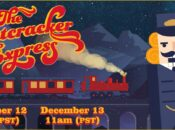 2020 Dance-Along Nutcracker Livestream: The Nutcracker Express (Dec 12-13)
