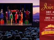 """Broadway Holiday"" + Jolly Holiday Sing-Along at the Drive-In (Dec. 4-6)"