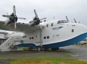 'Not So Silent' Solent Flying Boat Outdoor Walk Around Tour