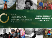 Goldman Environmental Prize Virtual Ceremony