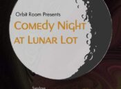 Live Outdoor Comedy & Pizza Night