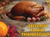 """Thanksgiving Lunch"" at Zeitgeist w/ $8 Bloody Marys + Spiked Hot Spiced Cider"