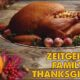 """""""Thanksgiving Lunch"""" at Zeitgeist w/ $8 Bloody Marys + Spiked Hot Spiced Cider"""