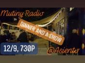 Live Outdoor Comedy w/ Mutiny Radio's Pam Benjamin