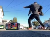 Bay Area Celebrates w/ Spontaneous Dance Parties