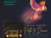 """Singing a Path to Dawn"" 1940s Era Live Radio Play"