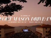 SF Opera at the Fort Mason Drive-In: TOSCA