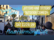"""Jitters and Titters"" Outdoor Comedy"