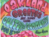 Oakland Creates 2020 Virtual Art, Comics and Zinefest