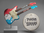 "SFO Gets New ""Surf's Up"" Rock 'N Roll Exhibit"