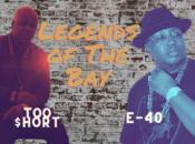 """Legends of The Bay"" Rap Battle: E-40 x Too $hort"