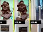 $26,000+ Raised to Rebuild Oakland's Stolen Breonna Taylor Sculpture