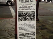 Revolution Books' Giant New & Used Book Sale (Jan. 29-31)