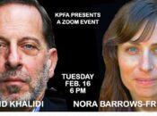 KPFA Live Talk: Hundred Years War on Palestine