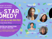 """All-Star Comedy Show"" Bay Area"