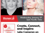 Virtual Bay Area Book Festival Event: Julia Cameron & Judy Collins