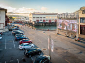 SF's Pop-up Waterfront Drive-in Movie Theater is Back