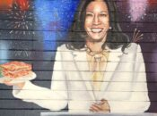 Kamala Harris Special at Home of Chicken & Waffles